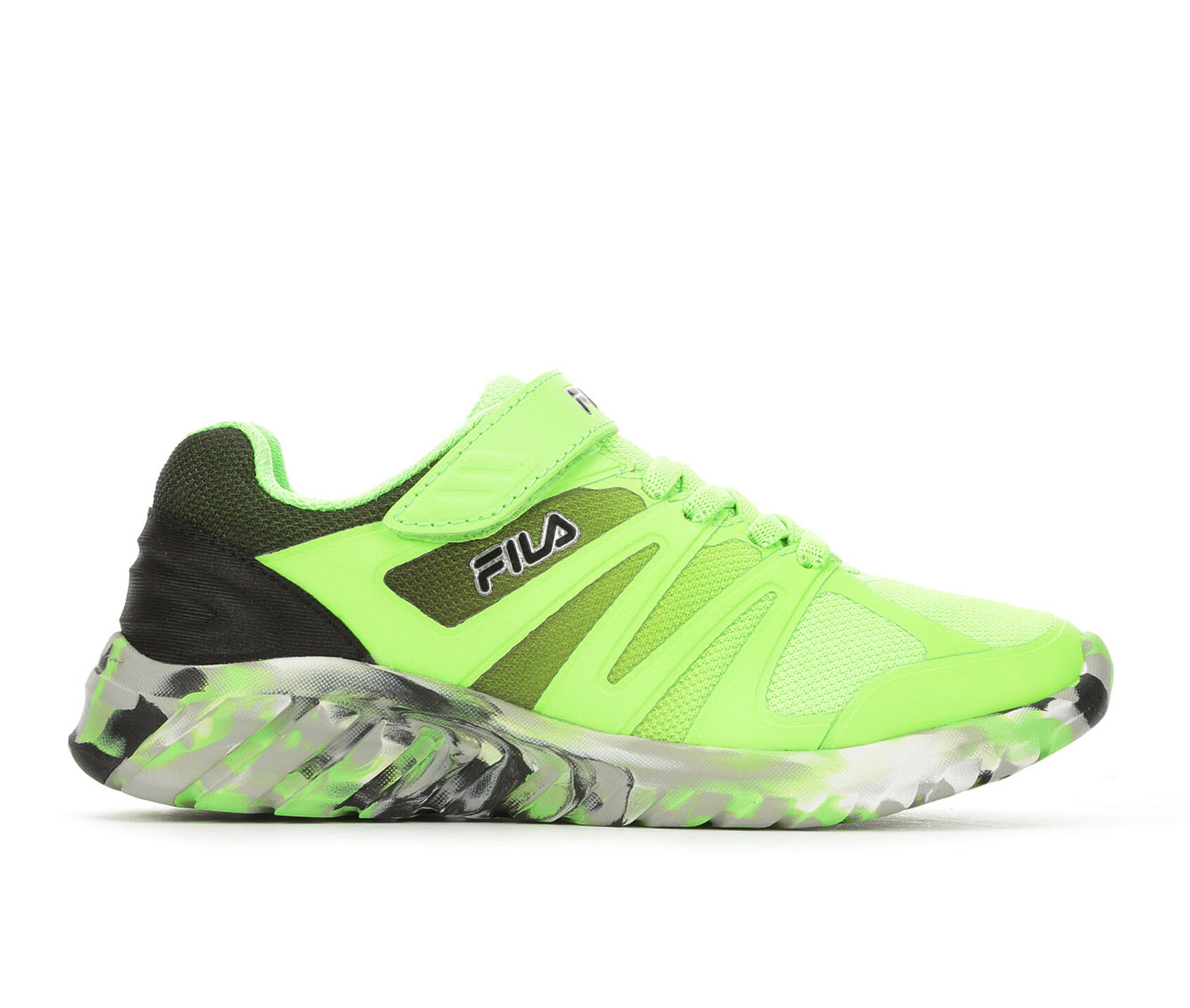 d78af1f28268 Boys' Fila Little Kid & Big Kid Cryptonic 3 Strap Running Shoes ...
