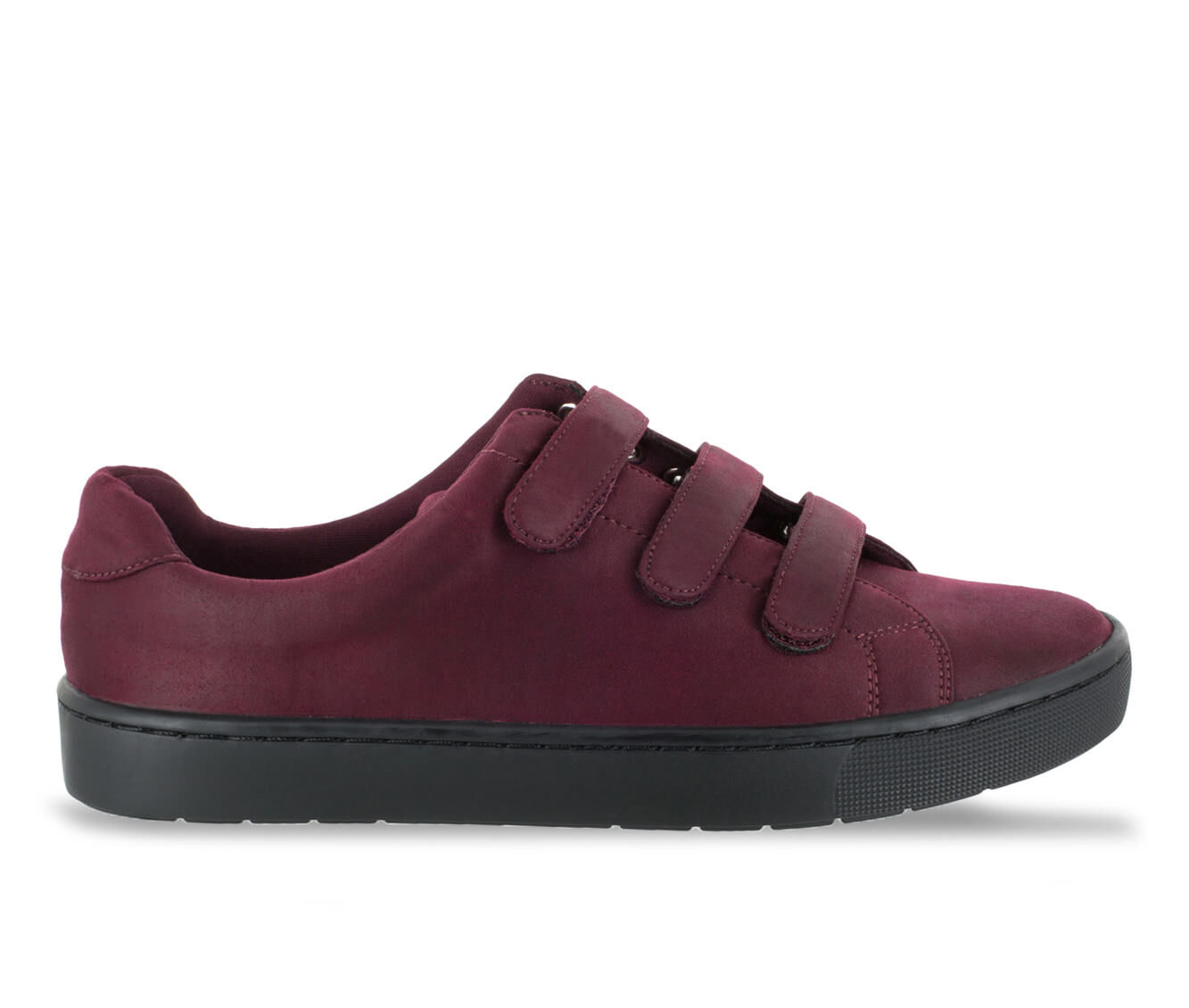 purchase comfortable authentic Women's Easy Street Strive Burgundy Suede
