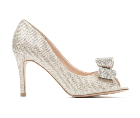 Women's LLorraine Jenna Peep Toe Pumps