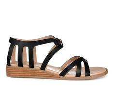 Women's Journee Collection Monro Wedge Sandals