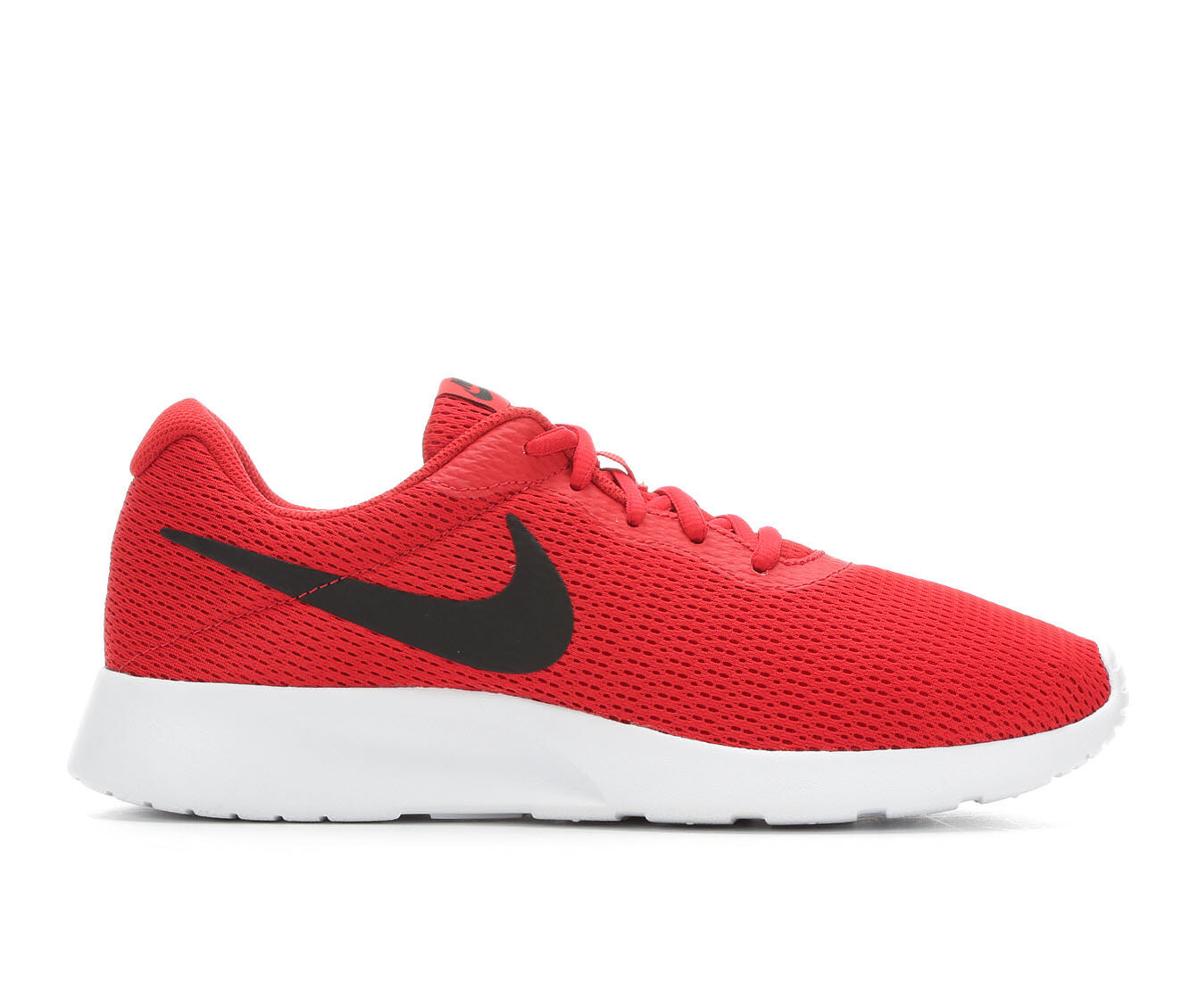 Men's Nike Tanjun Sneakers Red/Black/White