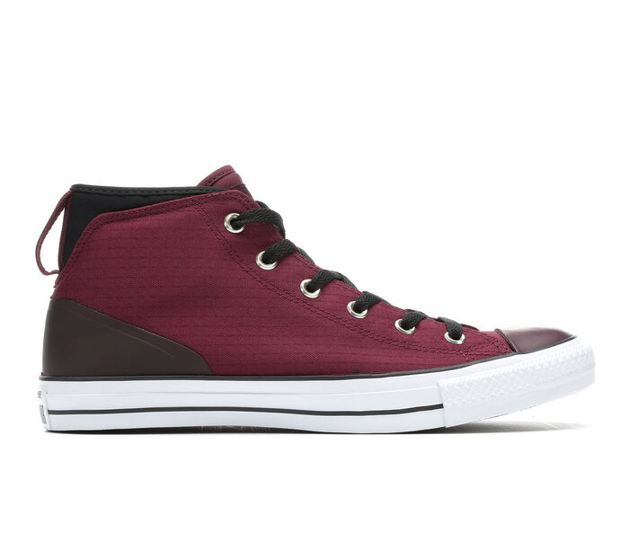 Adults' Converse Chuck Taylor All Star Syde St. Nylon Mid High Top Sneakers