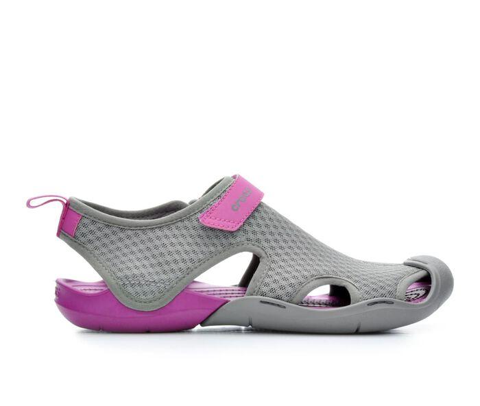 Women's Crocs Swiftwater Mesh Sandal