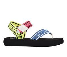 Women's Calvin Klein Mikki Flatform Sandals