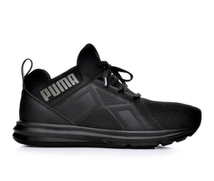 Boys' Puma Enzo Jr 4-7 High Top Slip-On Sneakers