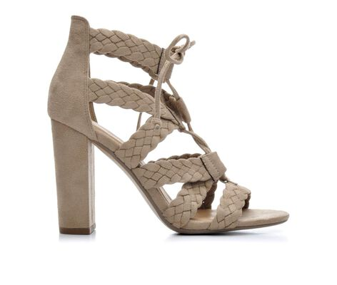 Women's Y-Not Malone Lace-Up Heeled Sandals