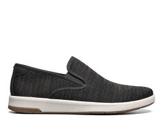 Men's Florsheim Crossover Knit Plain Toe Slip-On Shoes