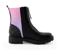 Girls' DKNY Little Kid & Big Kid Stassi Zip Moto Boots