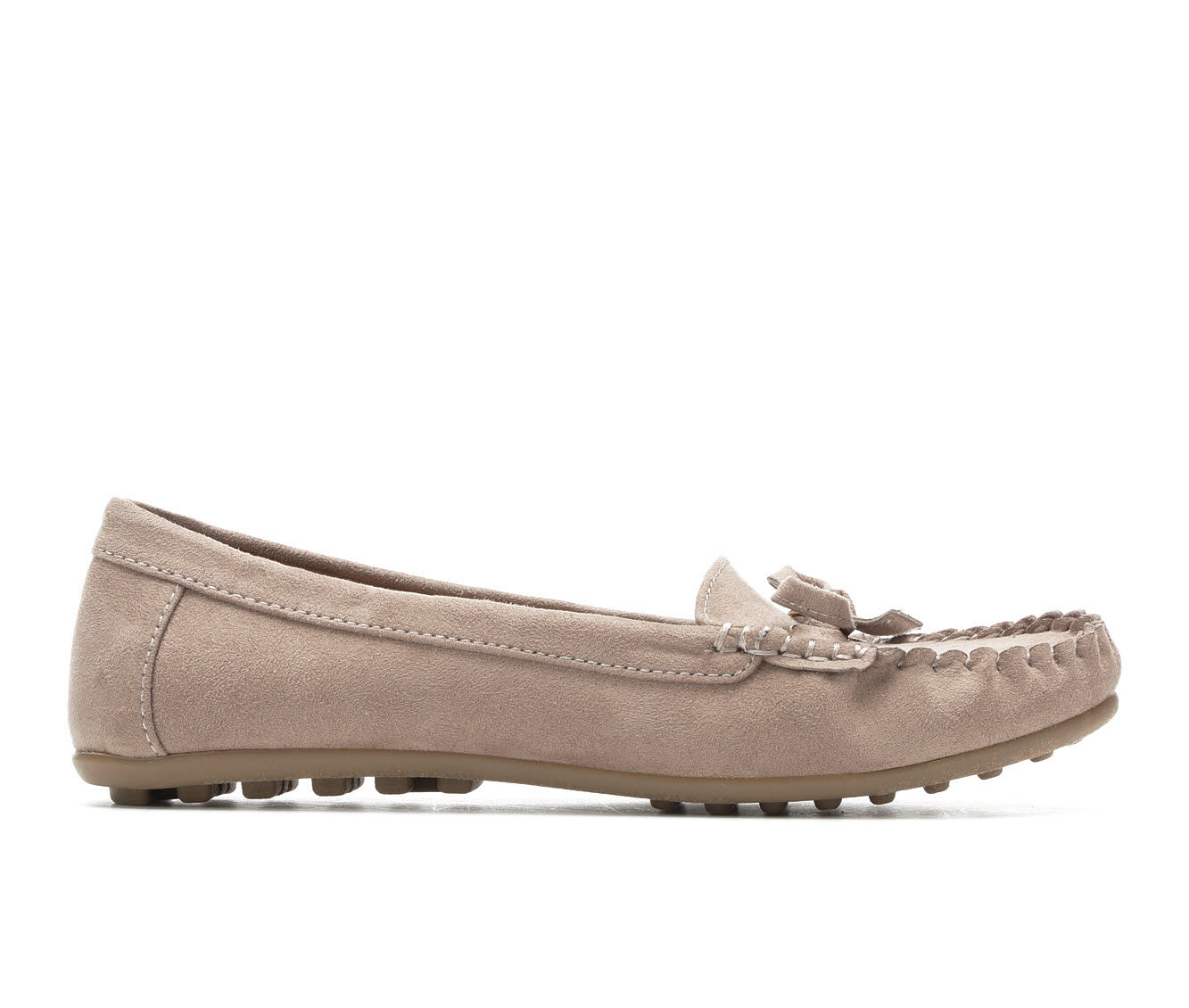 Women's Y-Not Megan Shoes Dark Taupe