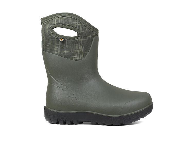 Women's Bogs Footwear Neo Classic Mid Linen Winter Boots