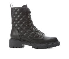 Women's Rock And Candy Max Combat Boots