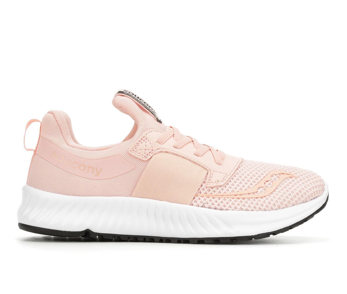 Women's Saucony Breeze Slip-On Sneakers Pink/White