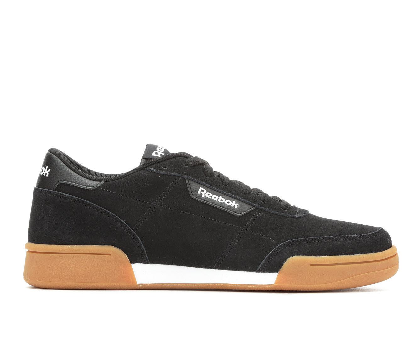Men's Reebok Royal Heredis Tennis Shoes Blk/Wht/Gum