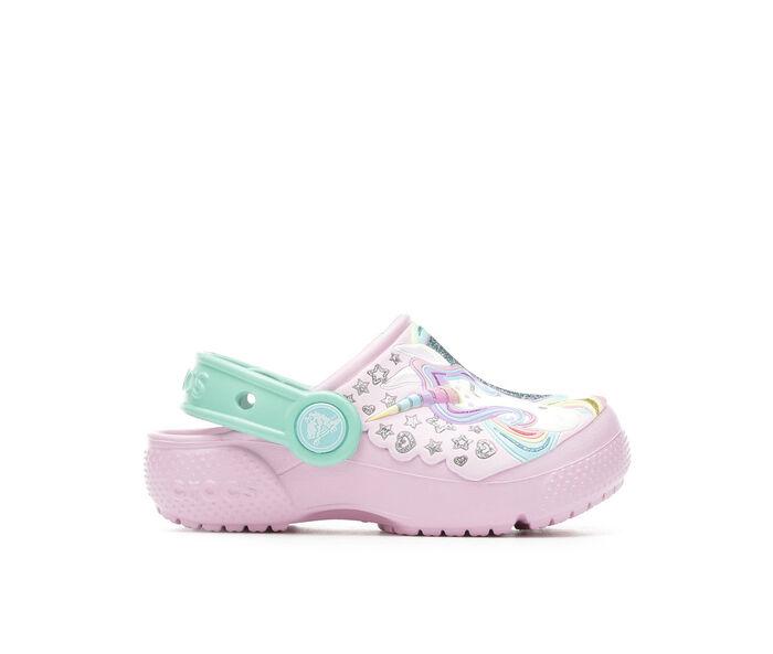 Girls' Crocs Inf Funlab Unicorn 5-10 Clogs