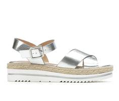 Women's Soda Picnic Wedge Sandals