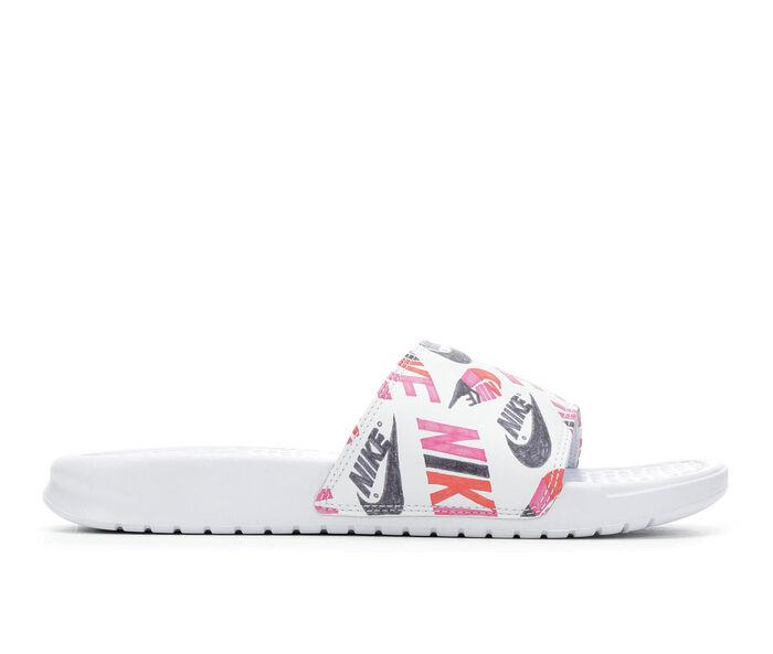 Women's Nike Benassi JDI Print Sport Slides