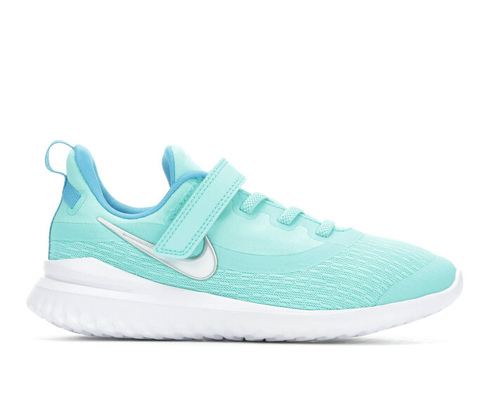 Girls' Nike Little Kid Renew Rival 2 Running Shoes