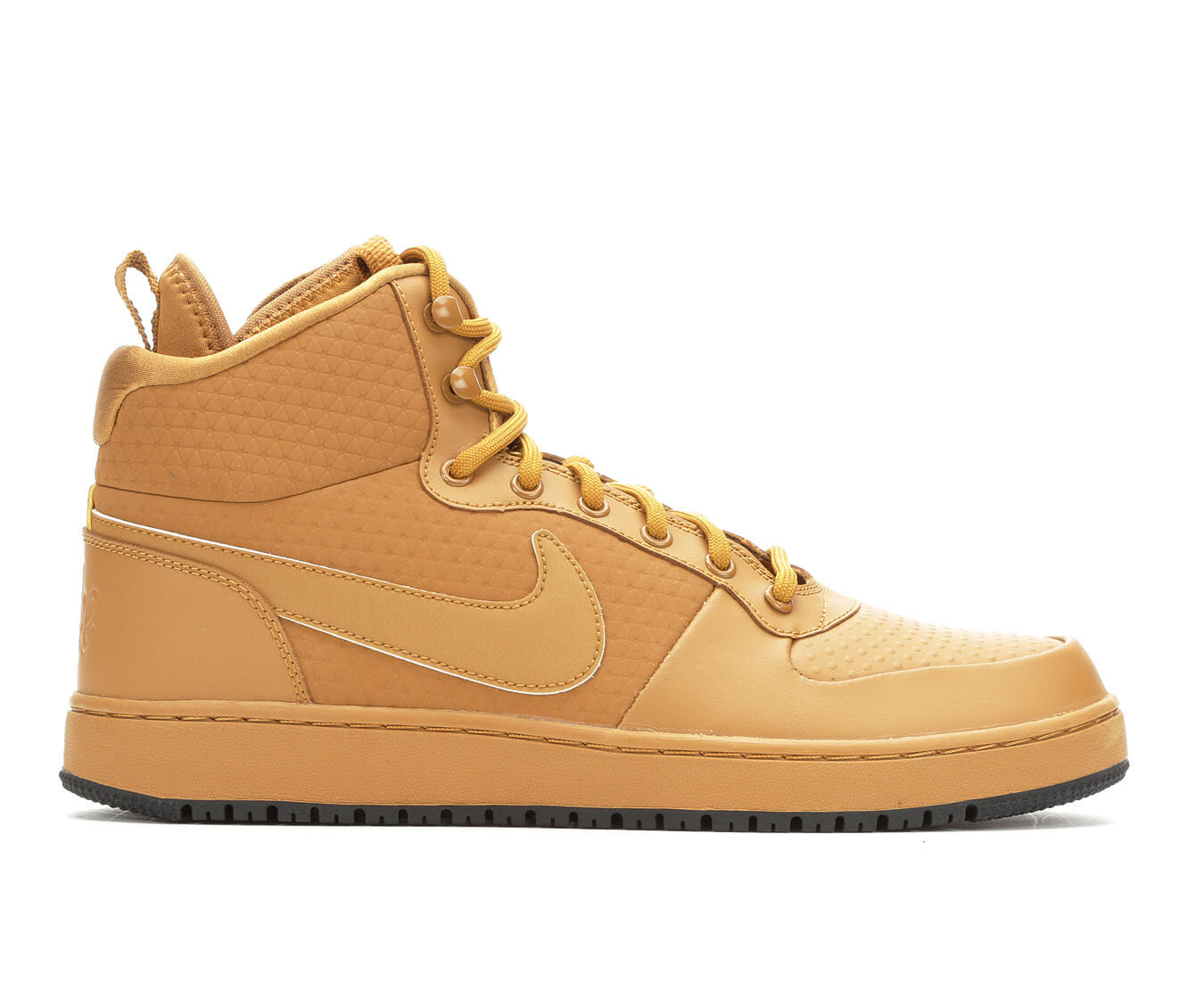 Men's Nike Ebernon Mid SE Sneakers Wheat/Blk
