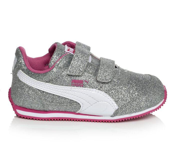 Girls' Puma Infant Steeple Glitz II 4-10 Athletic Shoes