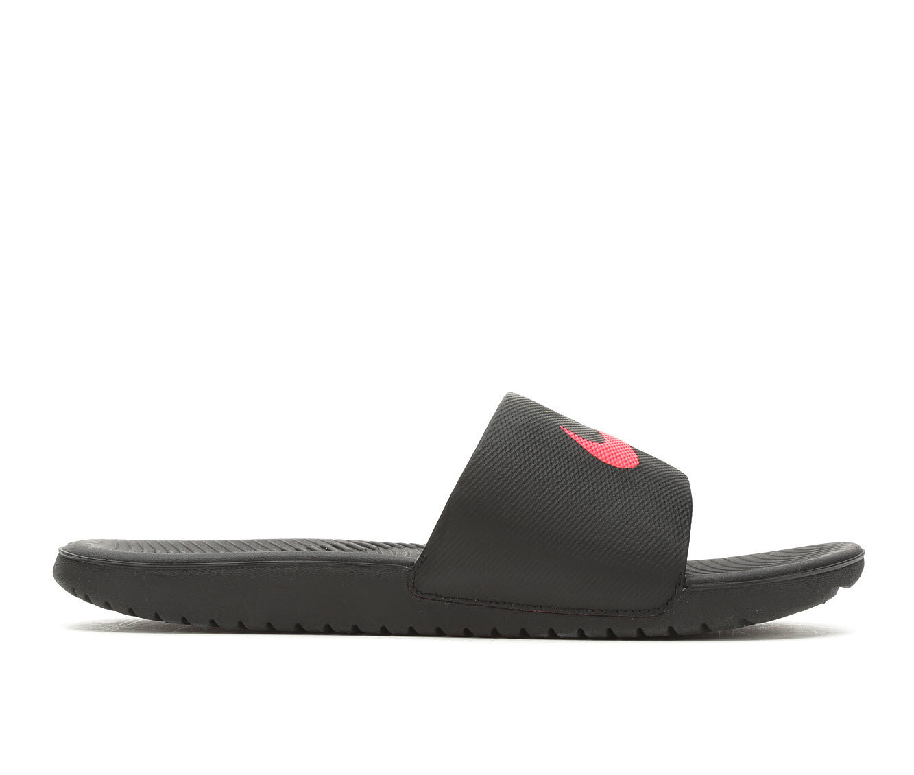 coupon Men's Nike Kawa Slide Sport Slides Black/Red.Orbit