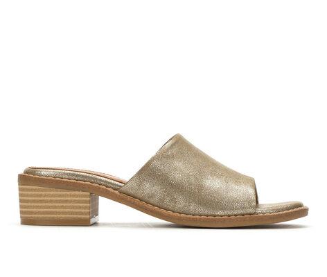 Women's Vintage 7 Eight Carson Block Heel Slides