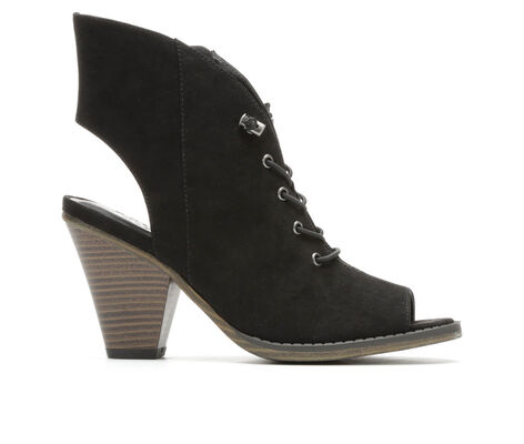 Women's MIA Raven Peep Toe Booties
