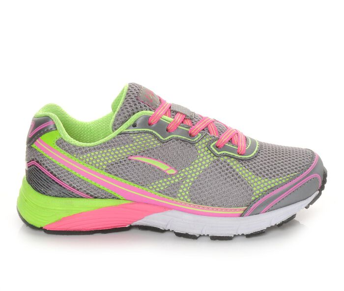 Girls' L.A. Gear Flash 10.5-6 Running Shoes