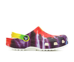 Kids' Crocs Big Kid Classic Clog Tie Dye