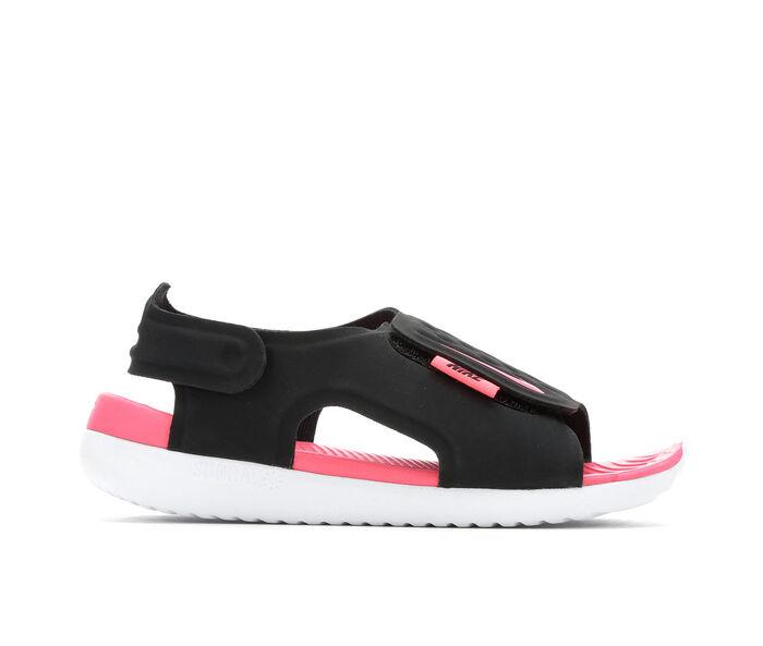 Girls' Nike Little Kid Sunray Adjustable 5 Sandals