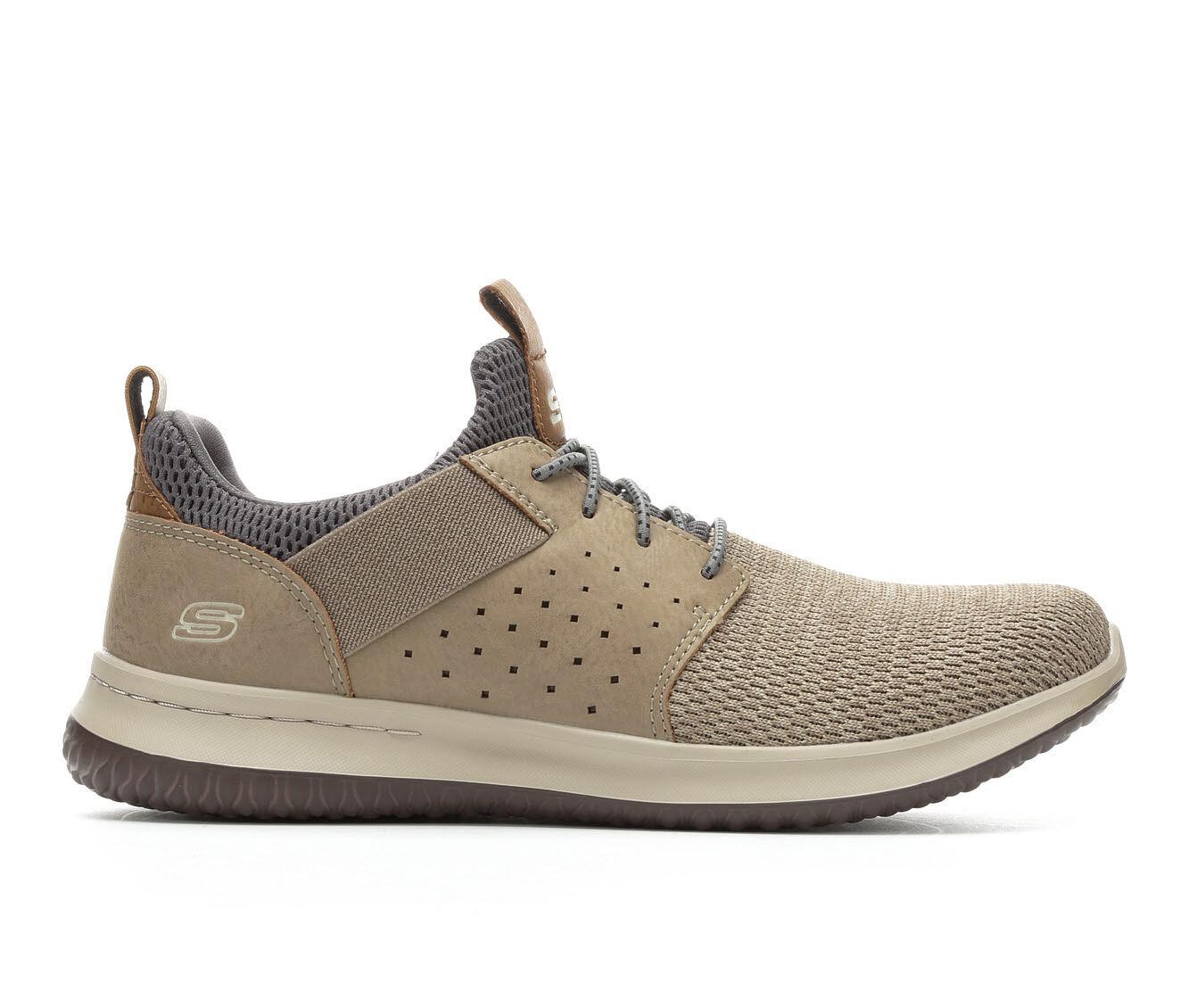 Men's Skechers Camben 65474 Sneakers Taupe