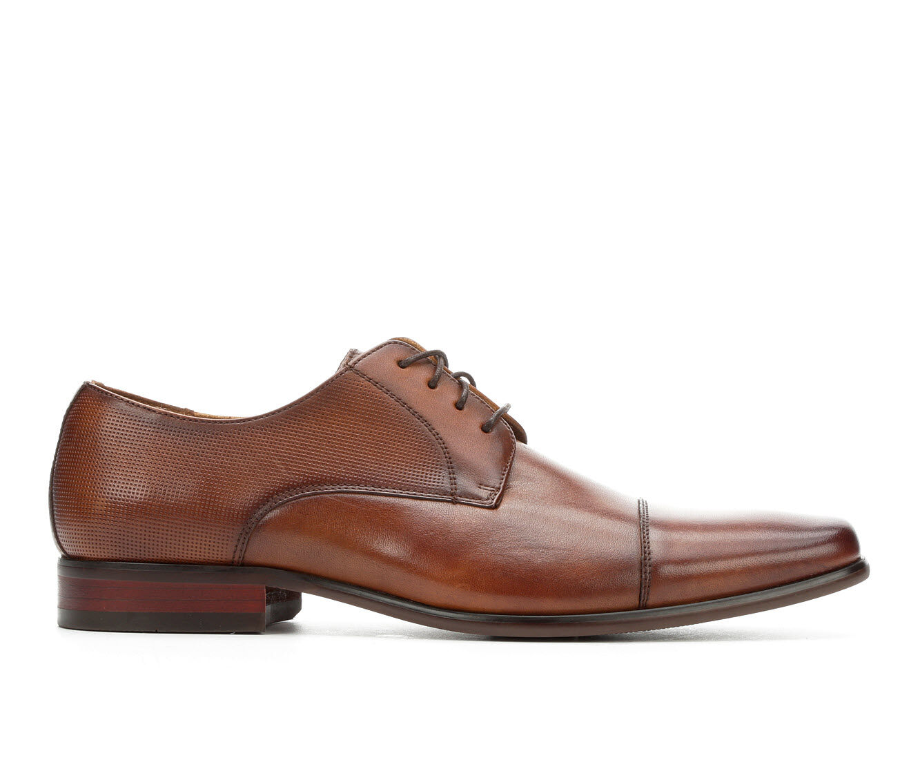 Where To Buy Men's Florsheim Scottsdale Cap Toe Oxford Dress Shoes Cognac