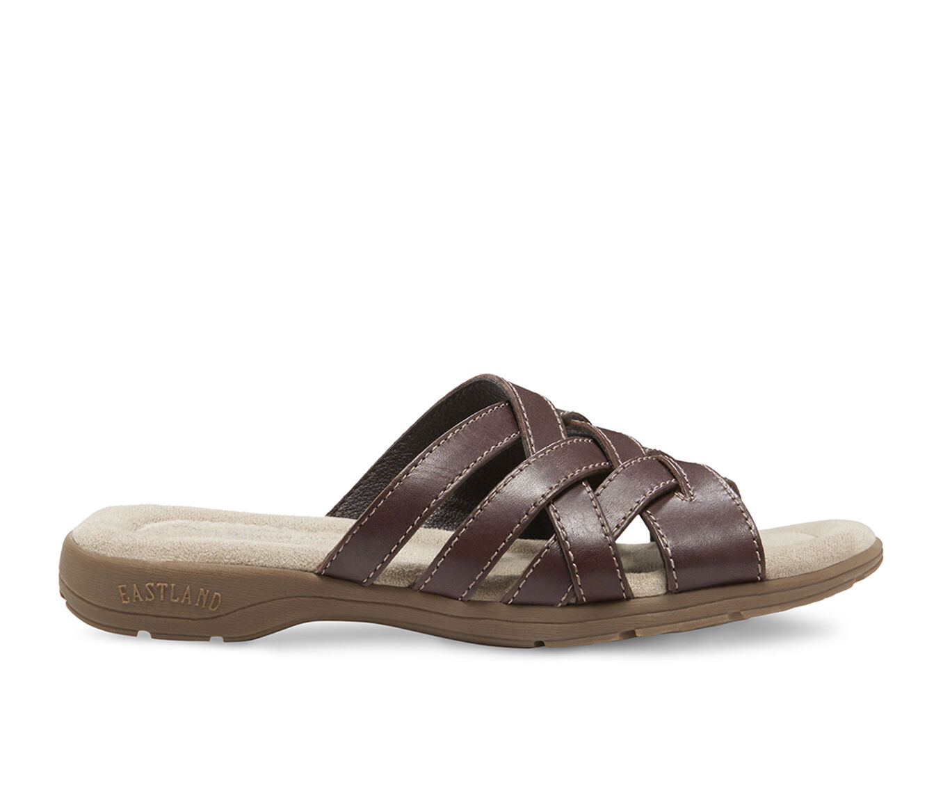 purchase discount Women's Eastland Hazel Sandals Brown