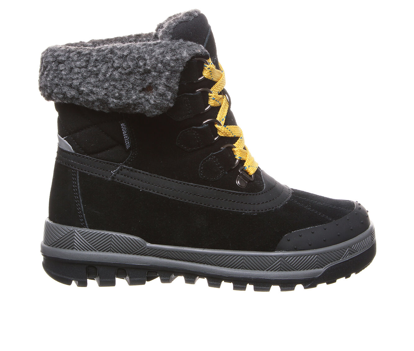 Women's Bearpaw Inka Winter Boots Black