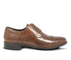 Men's Nunn Bush Norcross Cap Ox Dress Shoes