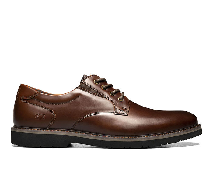 Men's Nunn Bush Denali Plain Toe Oxfords