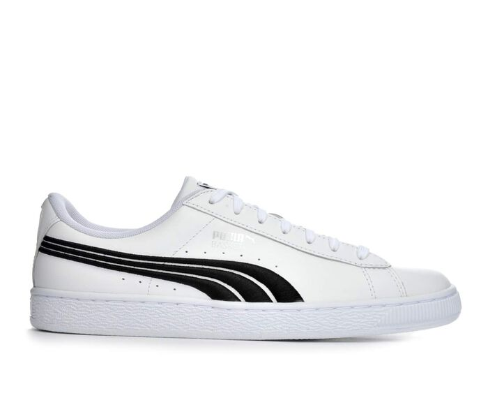 Men's Puma Basket Classic Badge Retro Sneakers