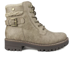 Women's Cliffs Meldon Combat Boots