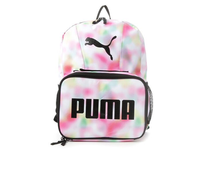 Puma Backpack Lunch Box Combo Evercat Combopack 2.0