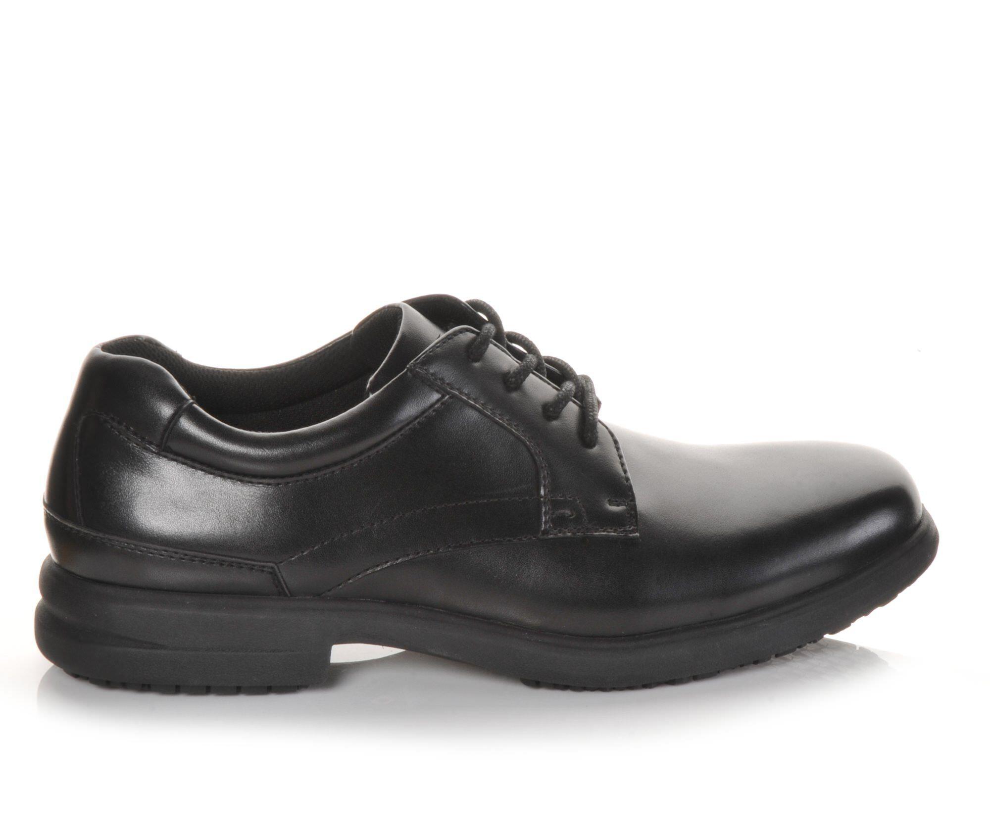 cheap sale big sale exclusive for sale Nunn Bush Sherman Men's Plain ... Toe Slip-Resistant Oxford Shoes really online buy cheap largest supplier XruJcxR