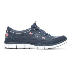 Women's Skechers Divine Bloom 23775 Slip-On Sneakers