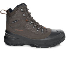 Men's Columbia Snowcross Mid Thermal Coil Waterproof Winter Boots