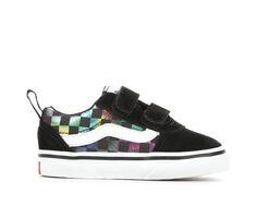 Girls' Vans Toddler Ward Velcro Sneakers