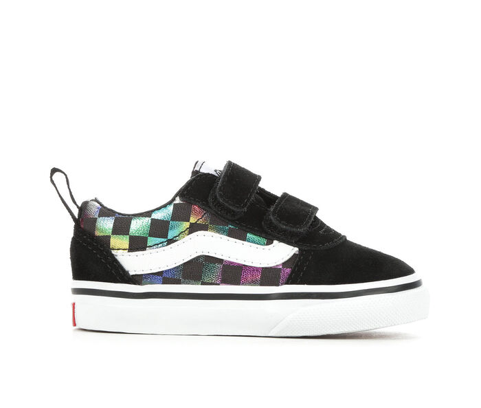 Girls' Vans Infant & Toddler Ward Velcro Skate Shoes