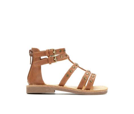 53fb4c13976bf Girls  39  Rampage INF Madison 5-10 Gladiator Sandals