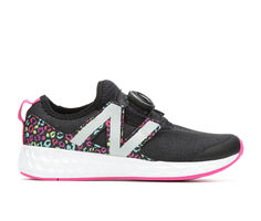 Girls' New Balance Little Kid PKNSPLV Slip-On Sneakers
