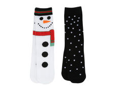 Apara Holiday Crew Socks