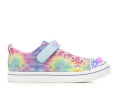 Girls' Skechers Little Kid Groovy Dreams Twinkle Toes Light-Up Shoes