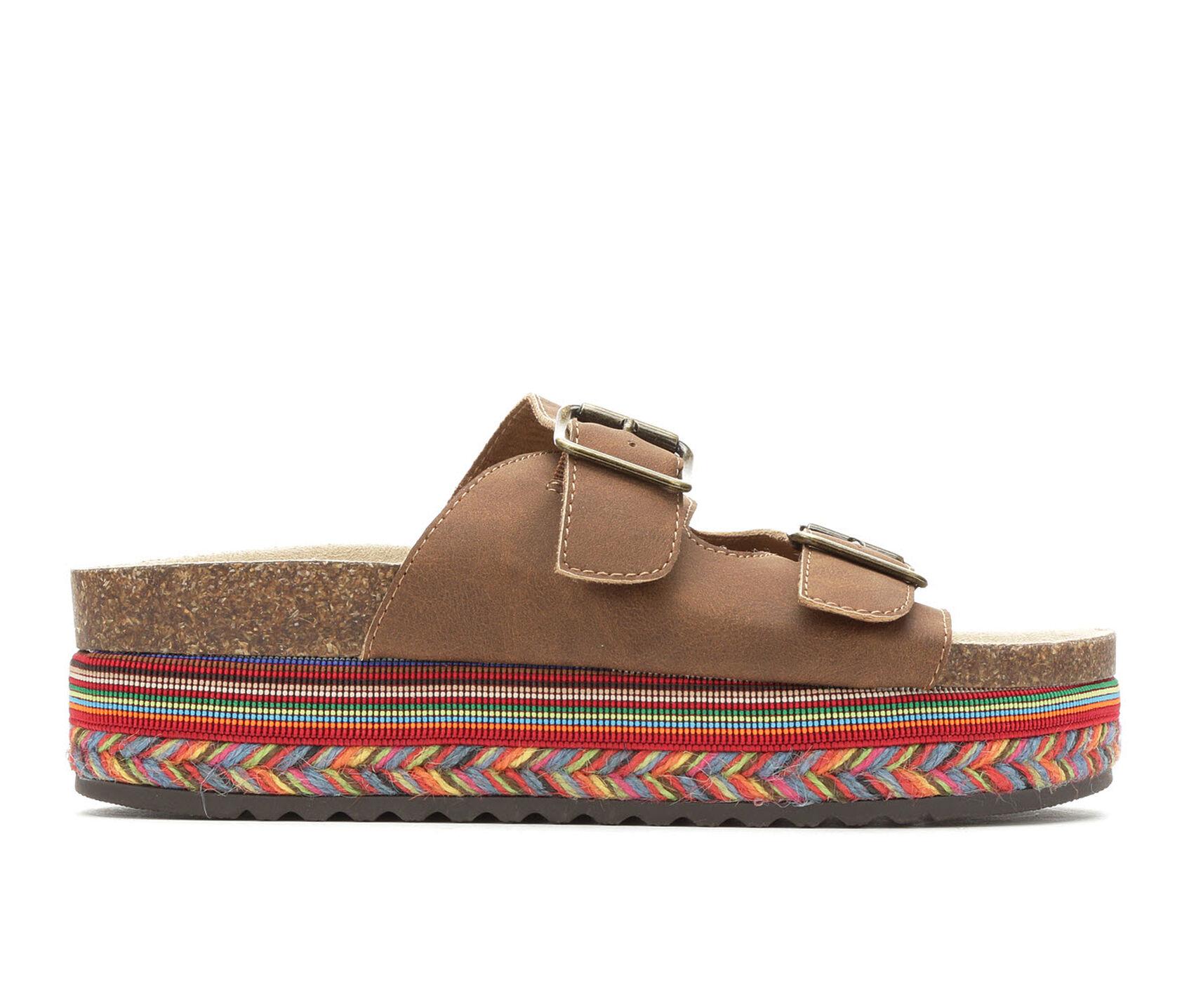 12c15deab472 Women s Seven Dials Beverlyn Footbed Flatform Sandals