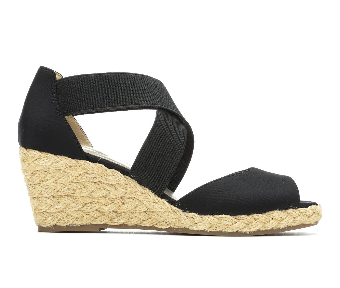 Women's Bandolino Hullen 2 Wedges Black