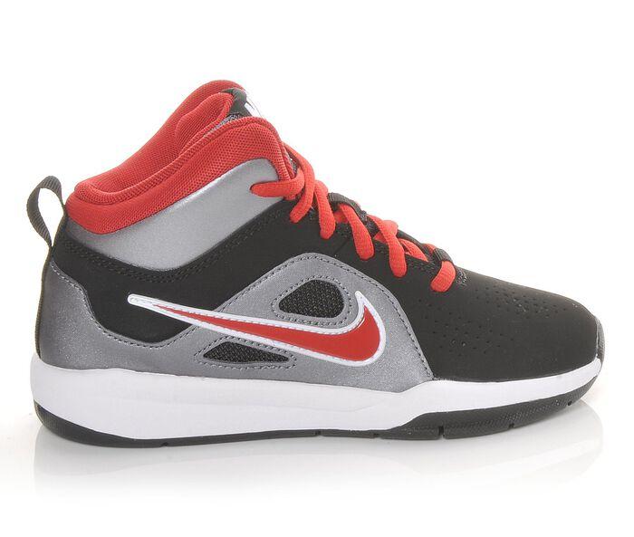 Boys' Nike Team Hustle D6 10.5-3 Basketball Shoes